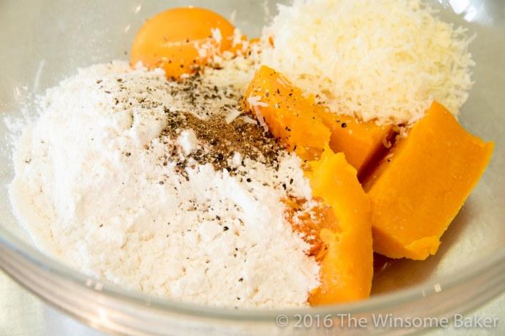 Butternut + Parmesan Gnocchi -2