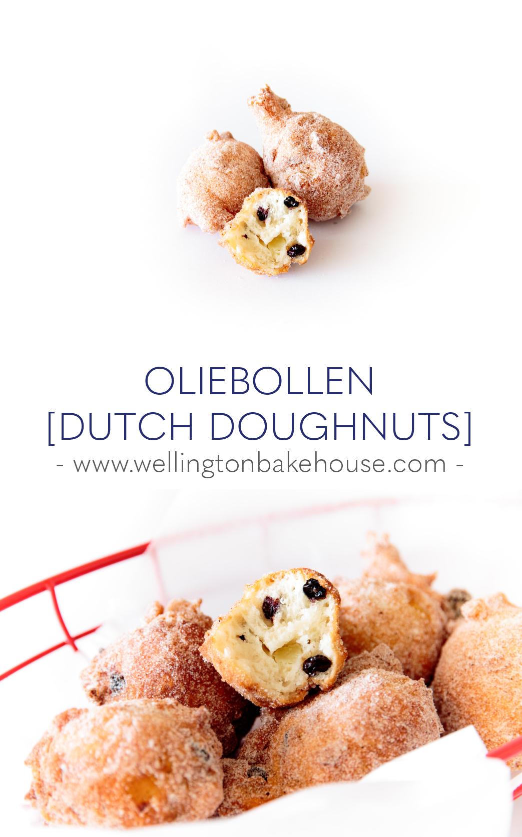 Wellington Bakehouse Oliebollen