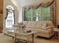 curtain for living room. : Home Interior And Furniture Ideas