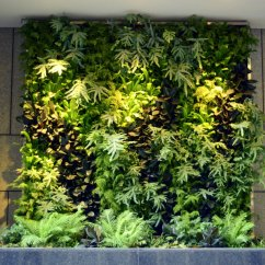 Kitchen Wall Pictures Outside Plans Vertical Garden : Home Interior And Furniture Ideas