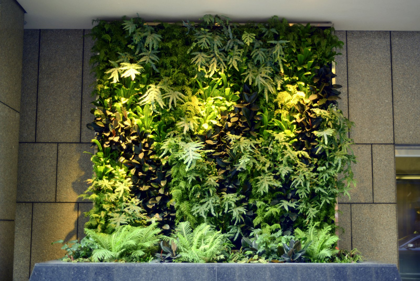 where to place living room furniture contemporary designs vertical wall garden : home interior and ideas