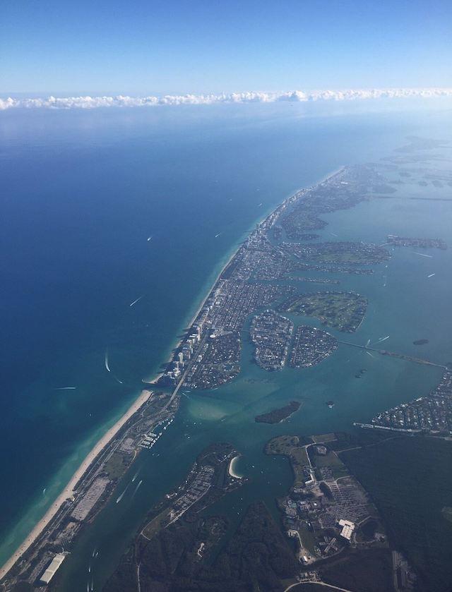 Miami Air Sightseeing