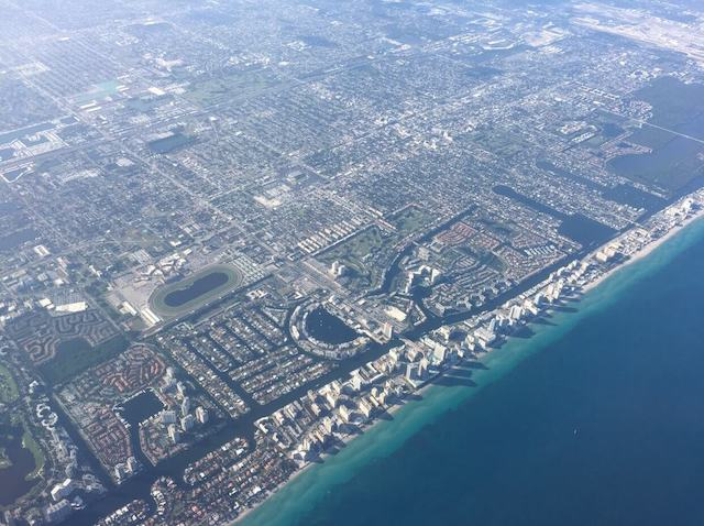 Miami Air Sightseeing