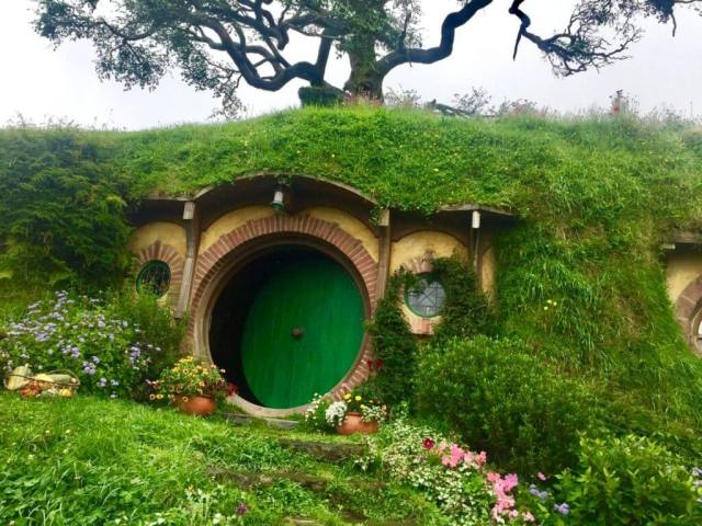 The Hobbiton™ Movie Set Tour Experience - Wellington World Travels #hobbitontours