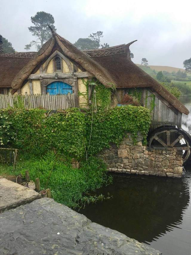 the mill- The Hobbiton