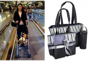 Koala Baby Multitasker 5-Piece Diaper Bag Set
