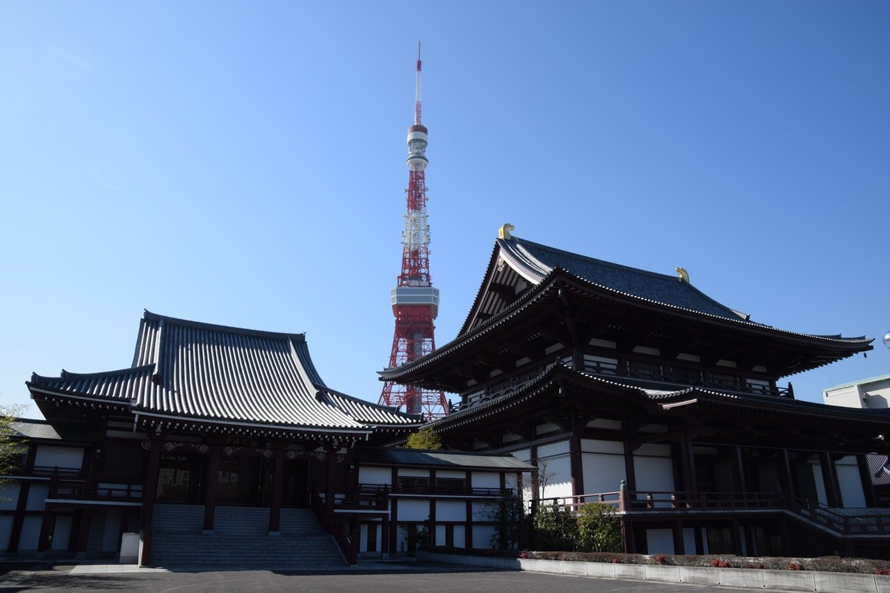 8 Cool Things To Do in Tokyo