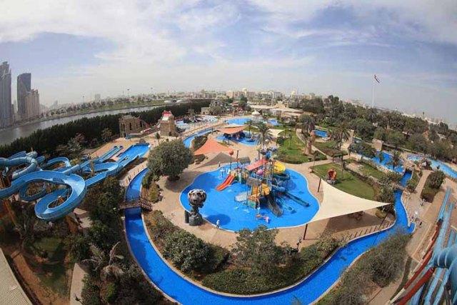 Al Montazah Water Park, Sharjah