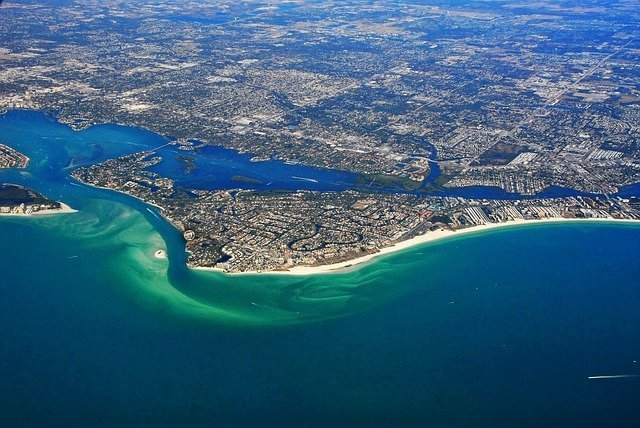 Siesta key beach, Sarasota, Florida