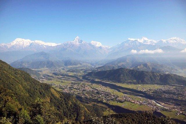 Pokhara, Nepal by Fulltime Explorer