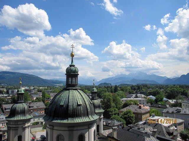 Salzburg, Austria by Alli's Grade Escape