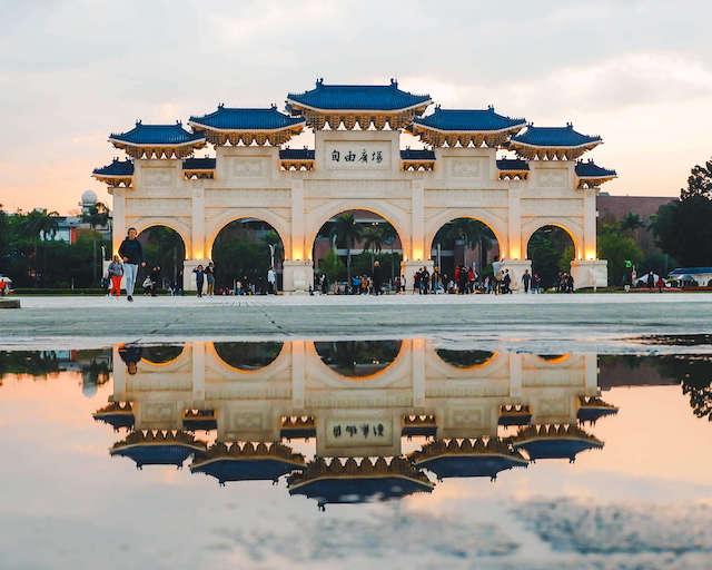 Chiang Kai Shek, Taiwan by How She Wanders