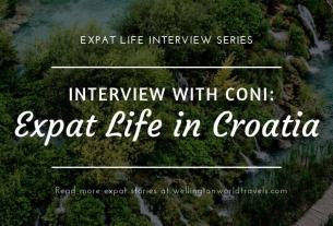 Interview with Coni: Expat Life in Croatia - Wellington World Travels | Croatia expat expat life living abroad | #expatadvice #expattips