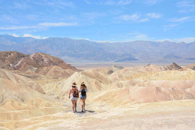 A trip to Death Valley National Park