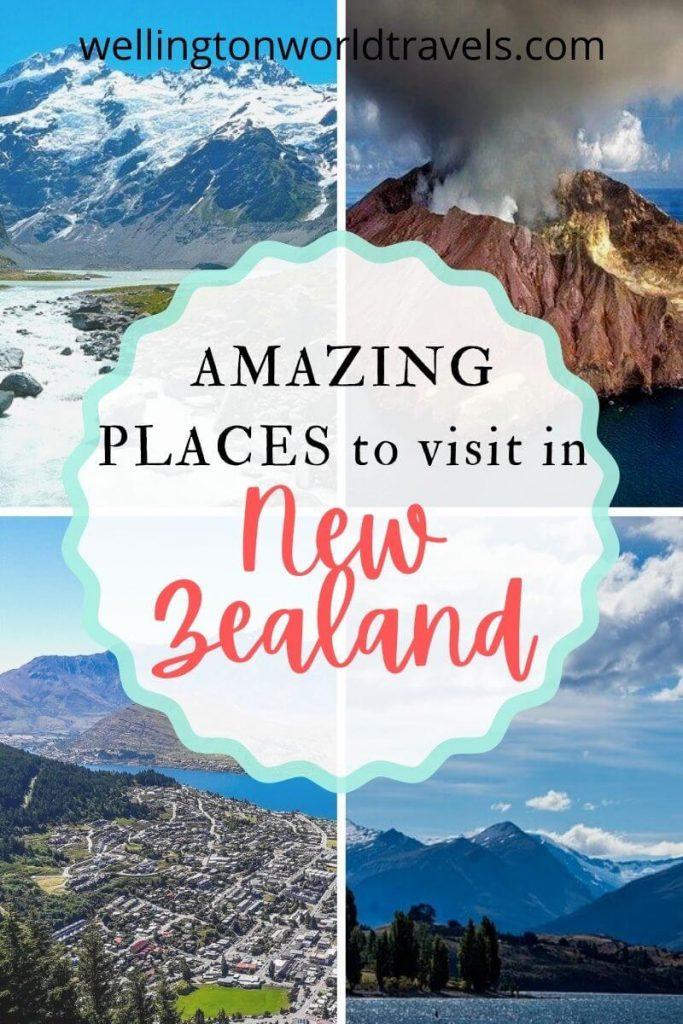 Amazing Places in New Zealand - Wellington World Travels