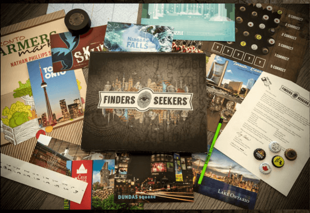 Finders Seekers (subscription box)