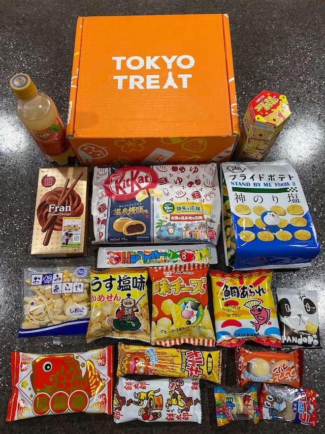 Tokyo Treat (subscription box)