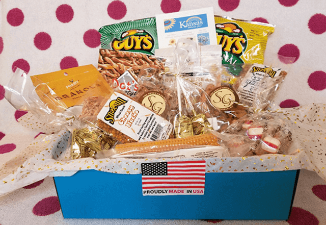 USA snax (subscription box)