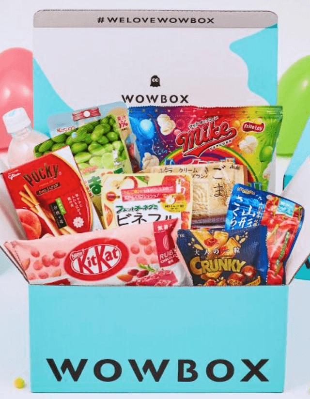 Wow Box [subscription box]