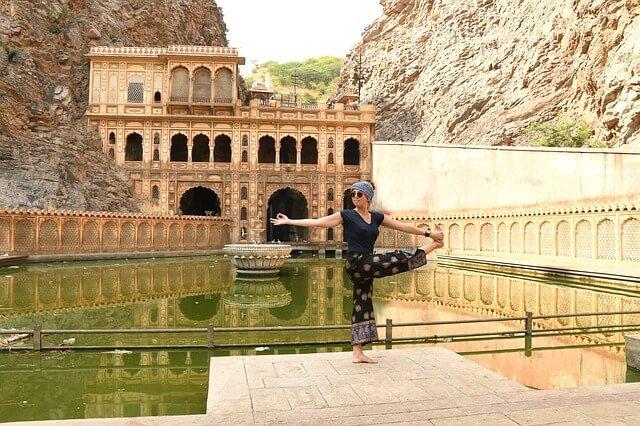 yoga - around the world