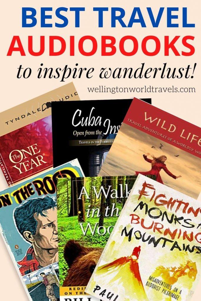 Travel Audiobooks