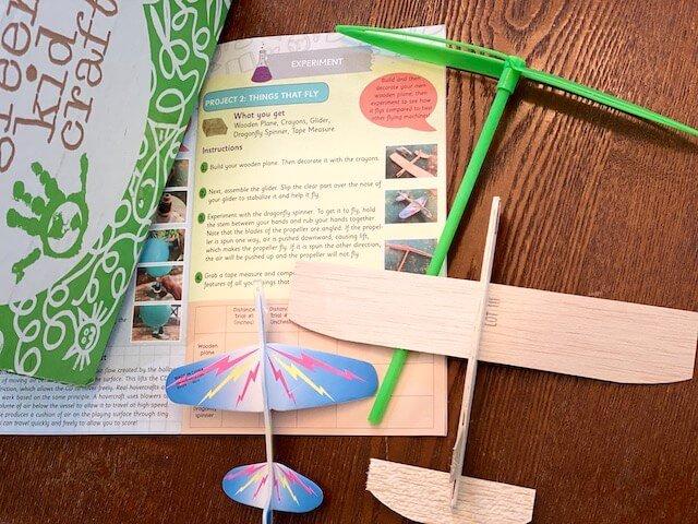 Green Kid Crafts - airplane