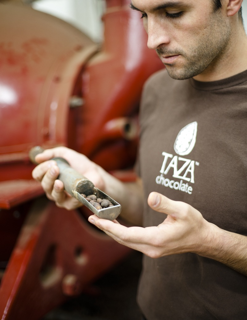 Made in New England Series: Suhayl Ramirez of Taza Chocolate
