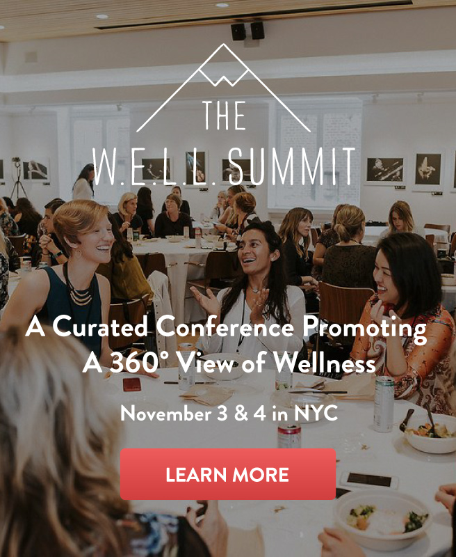 The W.E.L.L. Summit - A Curated Event for the Wellness Community