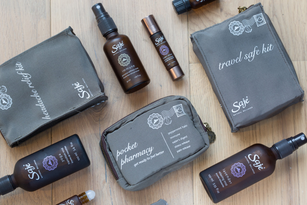 The Business of Wellness: How Saje Natural Wellness Stands Out In the Essential Oil Industry