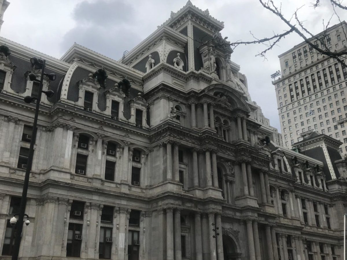 Philly City Hall.