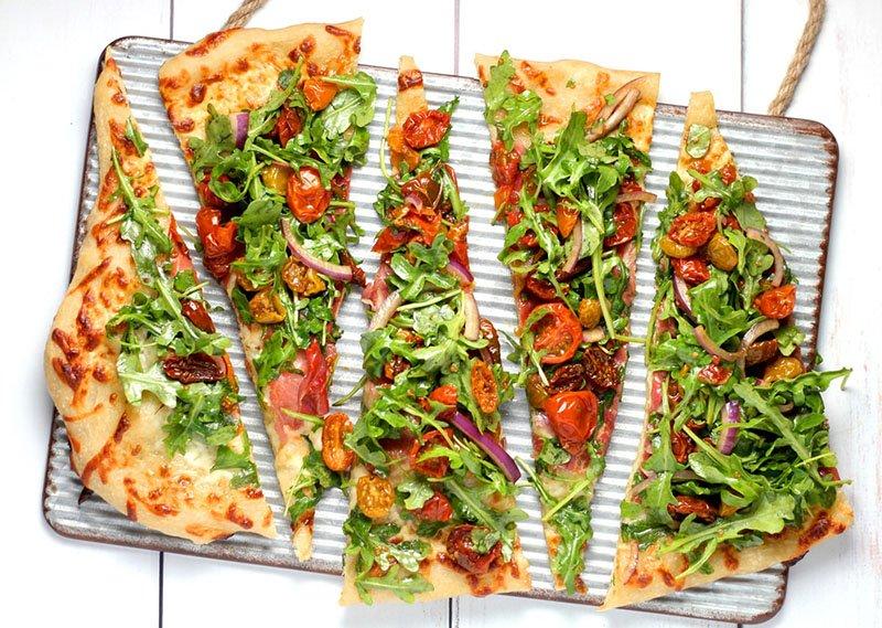 vegetable-pizza-panCoast Pizza