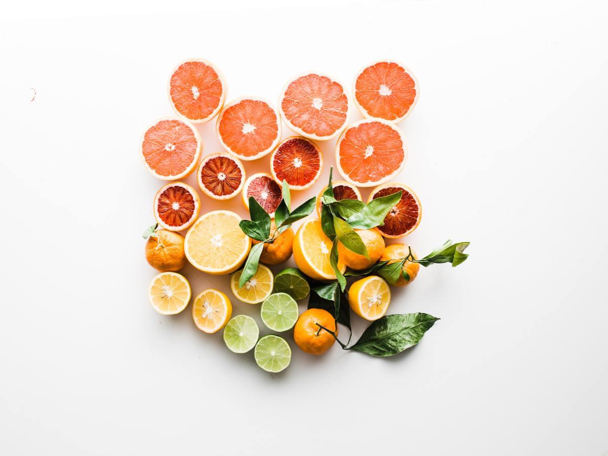 oranges and citrus