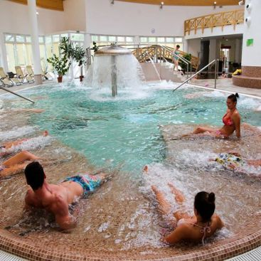 Kamilla banja i kupalište, Balmazujvaroš