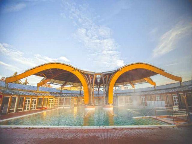 Banja kupalište wellness spa Bikfurdo