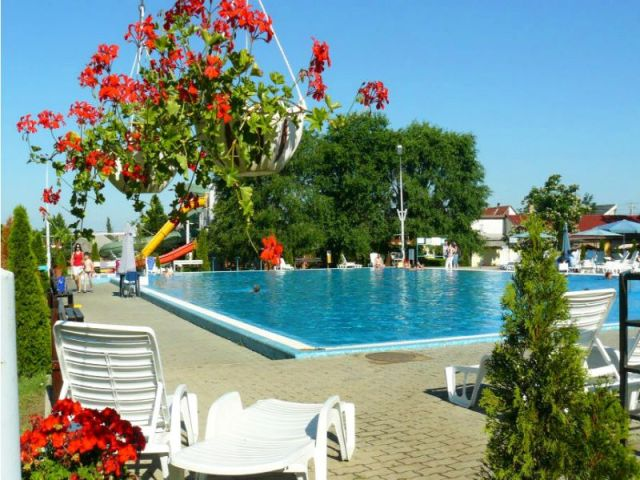 Banja i zabavni vodeni park, Jasentandraš
