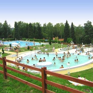 Termalno kupalište, Letenje - Mađarska