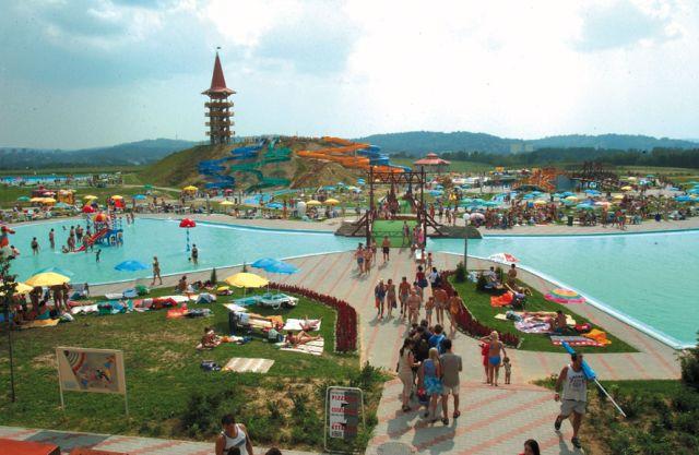 Aqua City, Zalaegerseg