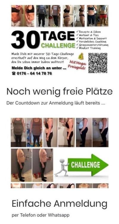 30-Tage-Challenge