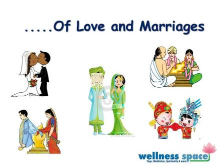 love and marriages