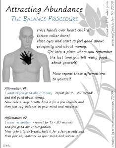 Se  balance procedure also feel good eft tips  overcoming fear cue card wellness mcuniverse rh wellnessuniverse