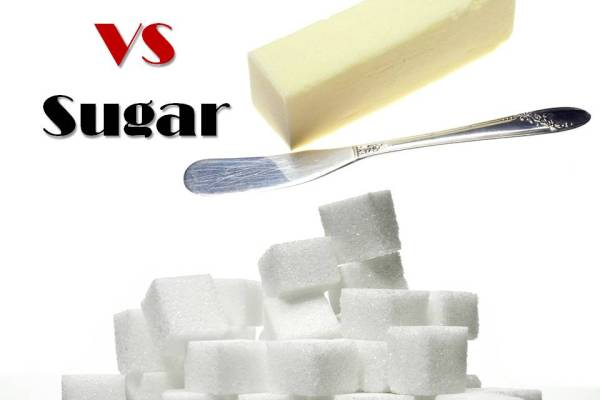 fat vs sugar