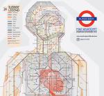 Human Body as a Subway Map