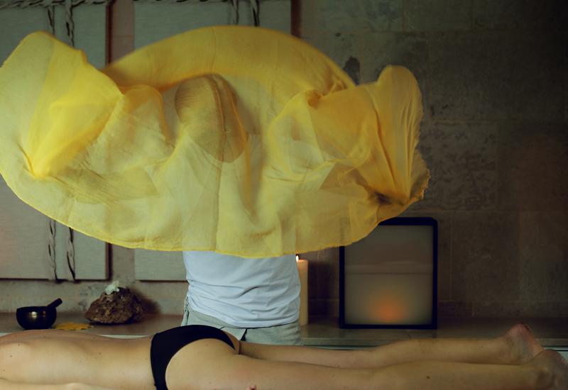 Corso di massaggio cromoarmico