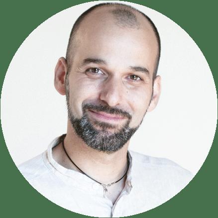 jarno Rainieri docente di massaggio hot stone