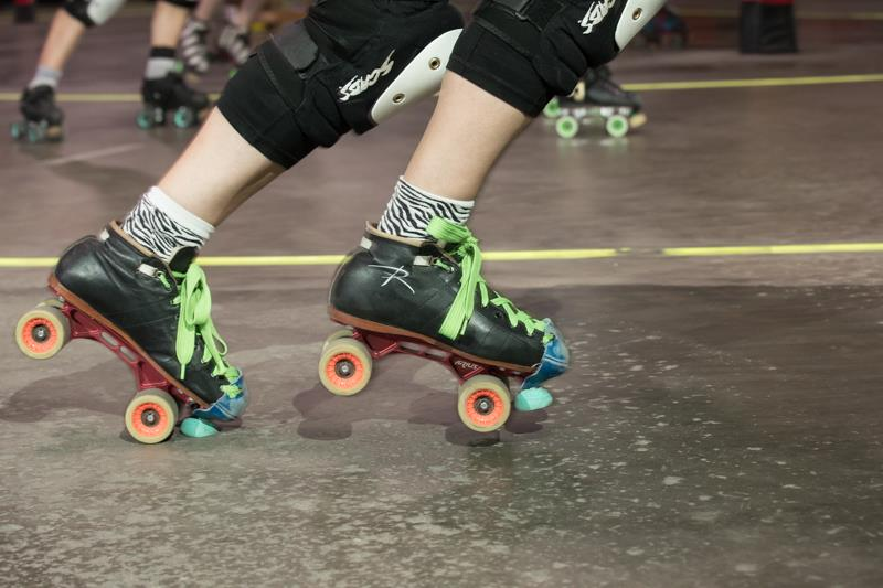 Nutrition Basics for Beginning Roller Derby Players