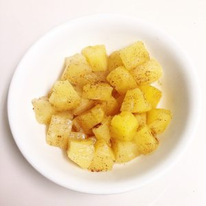 Ohhhh, pineapple. I just can't get enough of you.