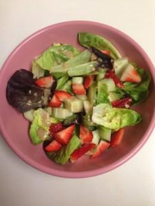 Whole30 Week 3 Recap Salad