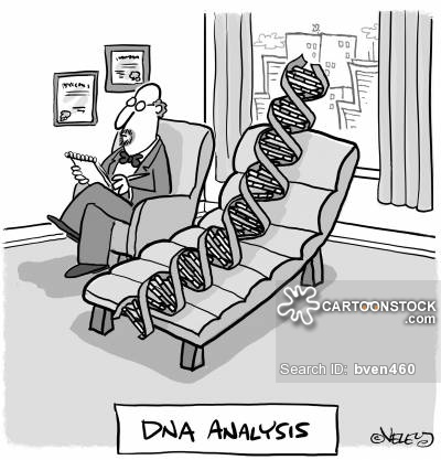 DNA Analysis.