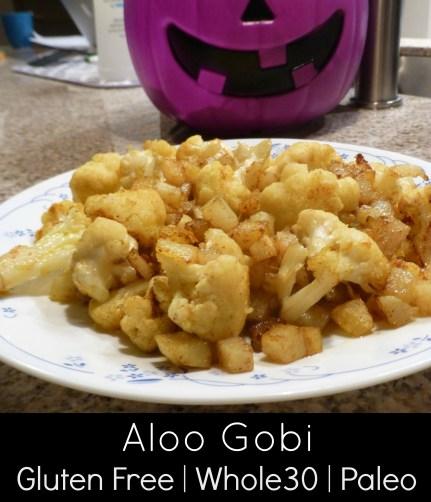Aloo Gobi Recipe - Whole30 Compliant!