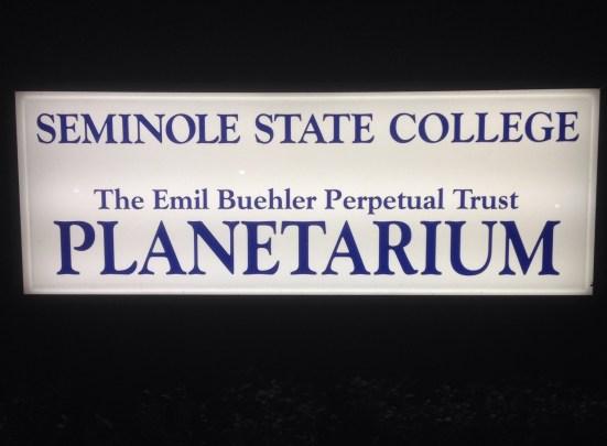 Emil Buehler Perpetual Trust Planetarium